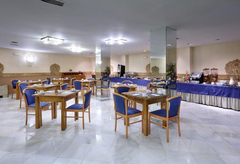 Restaurant Hôtel Juan Miguel Grenade