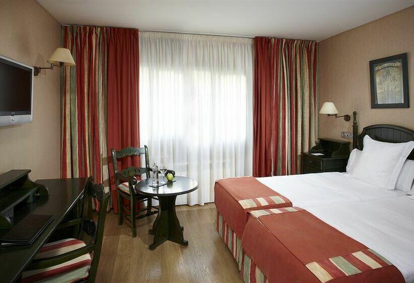 Quarto Hotel Meliá Sierra Nevada
