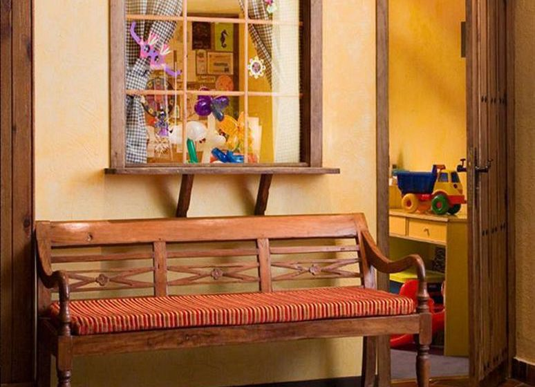 InstalaÇões Infantis Hotel Meliá Sierra Nevada