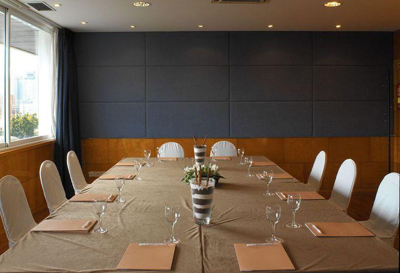 Meeting rooms Hotel NH Atlántico A Corunya