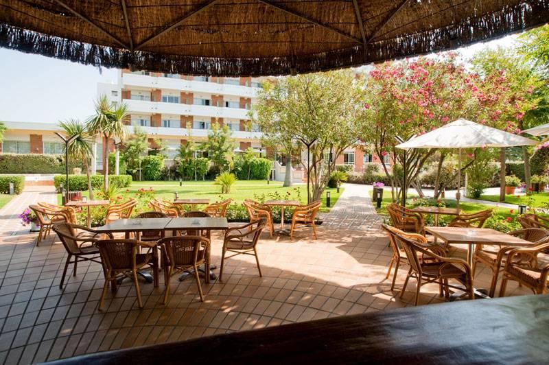 Cafeteria Hotel Pato Amarillo Punta Umbria