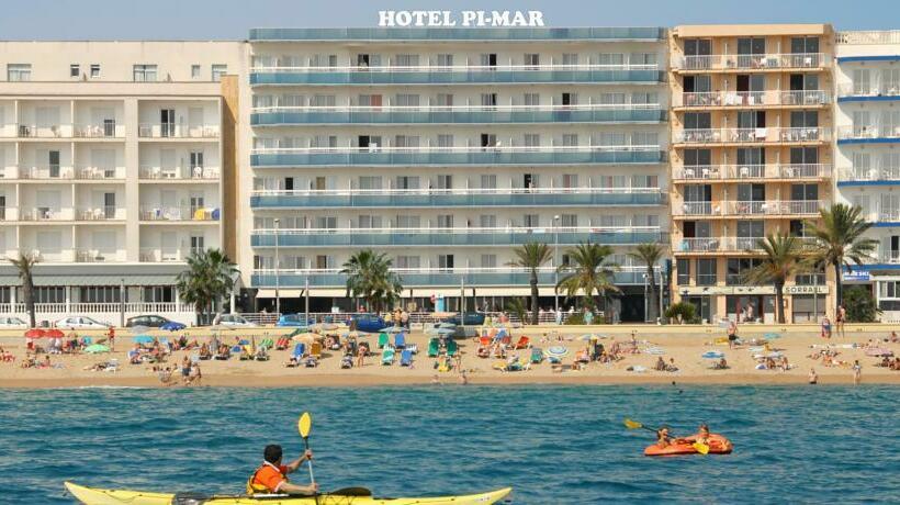 Aussenbereich Hotel Pimar & Spa Blanes