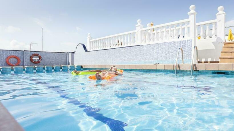 Schwimmbad Hotel Pimar & Spa Blanes