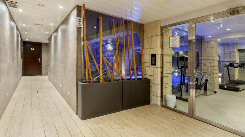 Sports facilities Hotel Pimar & Spa Blanes