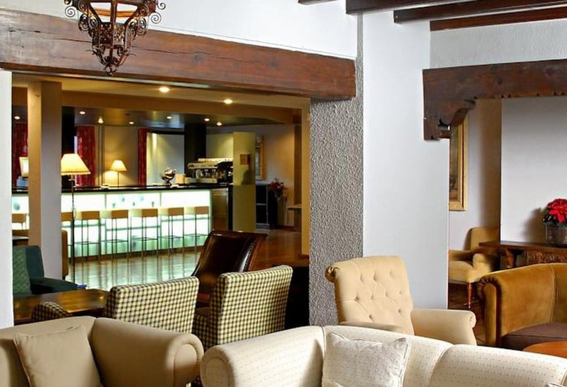 Common areas Hotel Abba Formigal