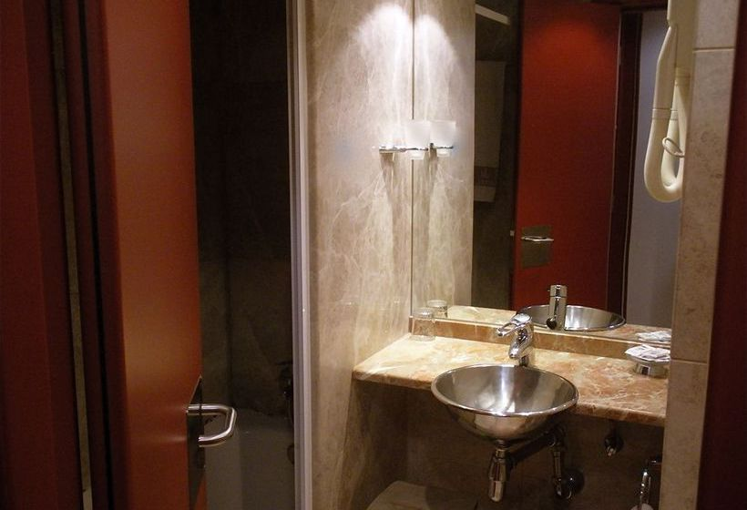 Bathroom Hotel Anaco Madrid