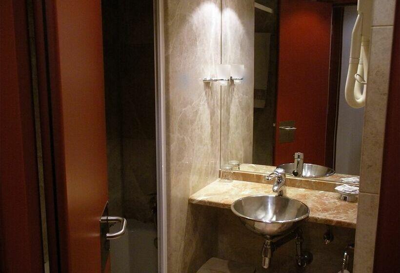 浴室 ホテル Anaco マドリード