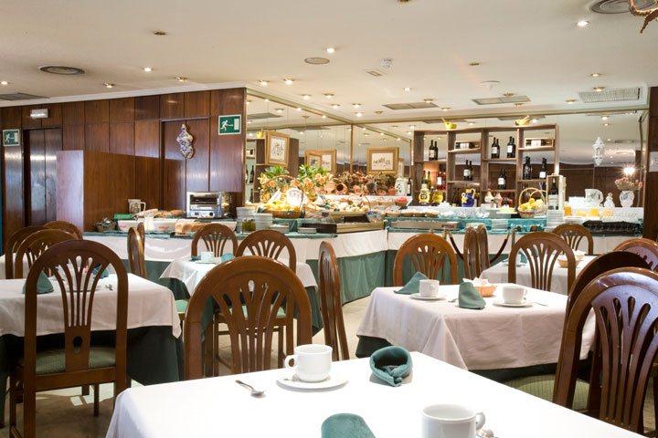 Restaurant Hôtel Gran Atlanta Madrid