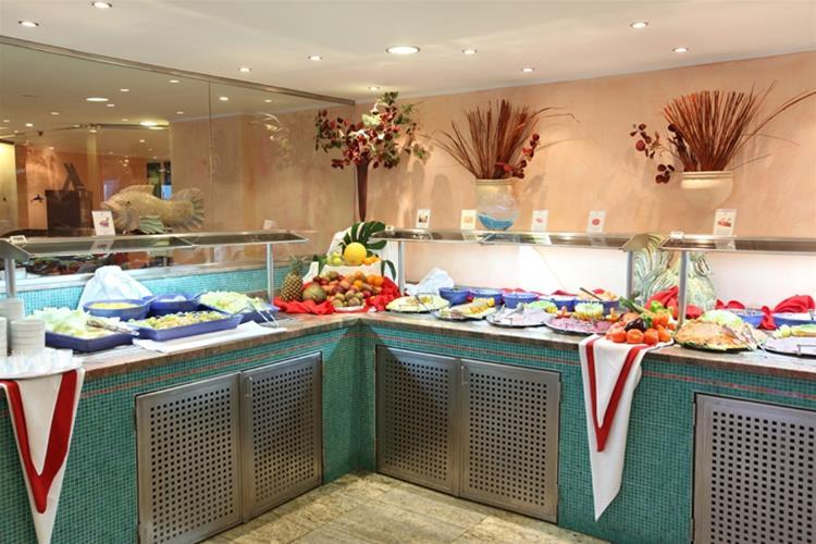레스토랑 호텔 IFA Faro Maspalomas