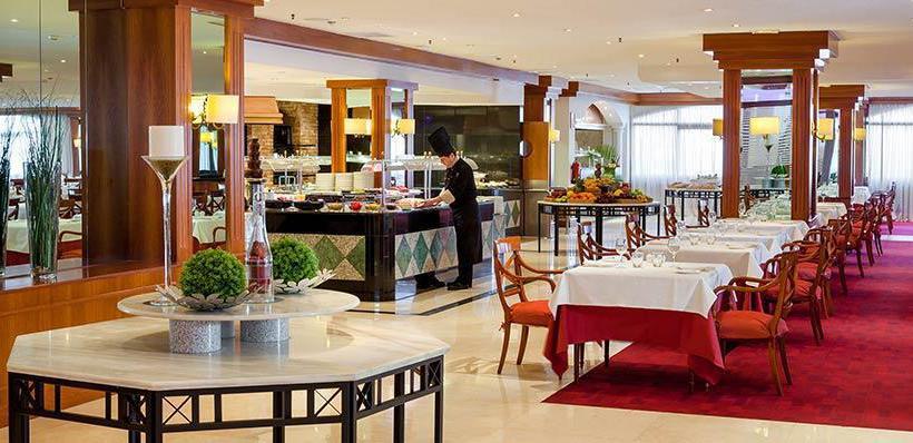 Cafétéria Hôtel Meliá Tamarindos San Agustin