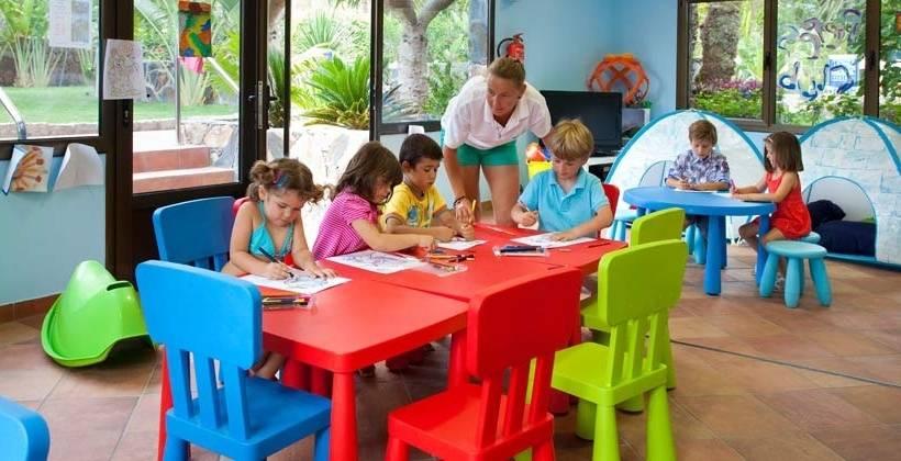 어린이 시설 Seaside Hotel Palm Beach Maspalomas
