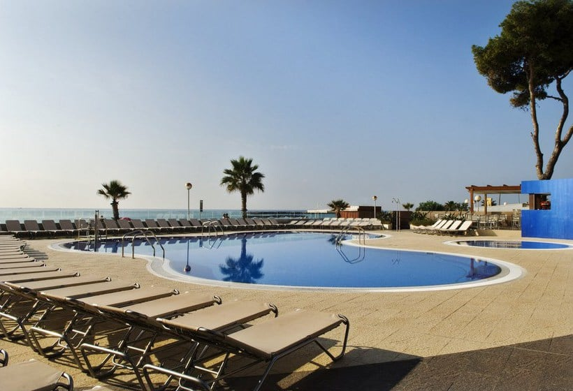 Swimming pool Hotel Augustus Cambrils