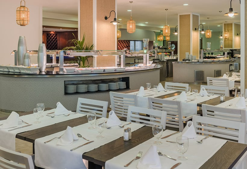 Restaurante Hotel H10 Salou Princess