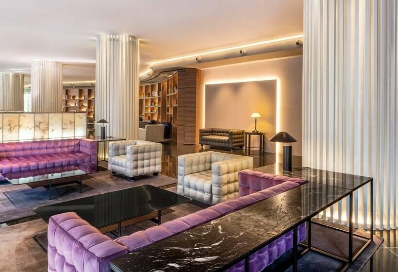 Gemeinschaftsbereiche Hotel SH Valencia Palace