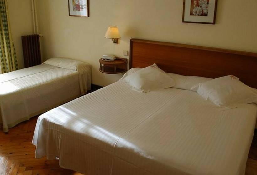 Habitación Hotel Adserà La Molina