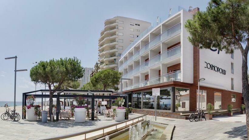 Aussenbereich Hotel Cosmopolita Platja d'Aro