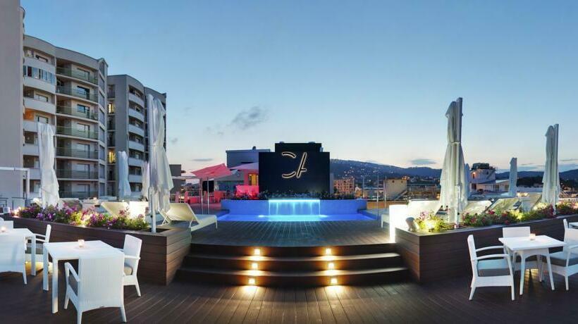 Schwimmbad Hotel Cosmopolita Platja d'Aro