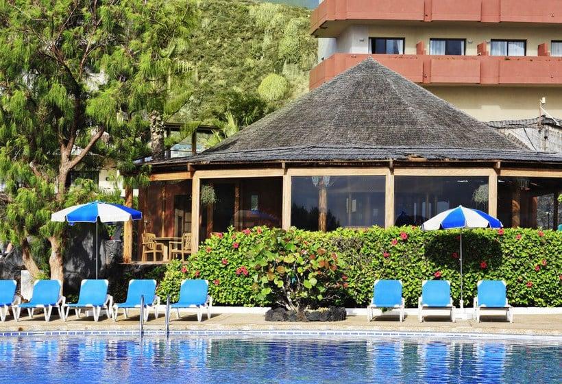 Schwimmbad Hotel H10 Taburiente Playa Playa de los Cancajos