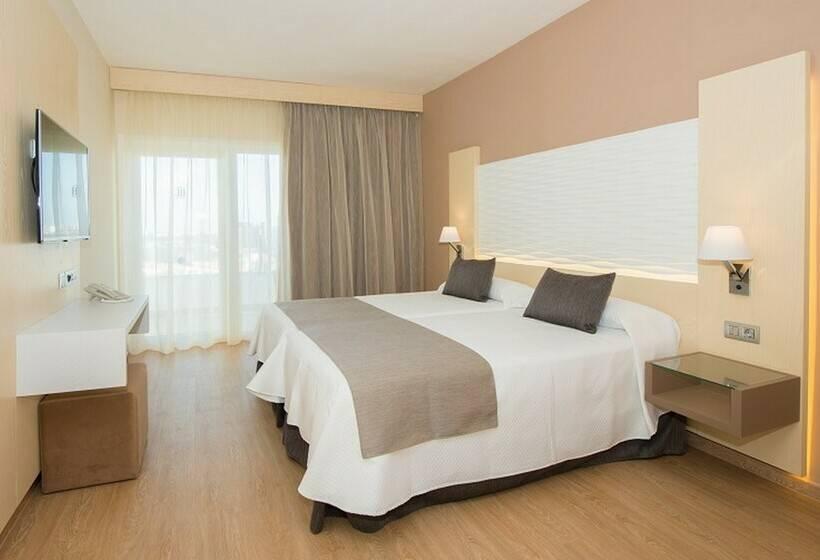 部屋 Suite Hotel Playa del Inglés プラヤ・デル・イングレス