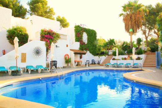 Hotel Villa Columbus Paguera Mallorca