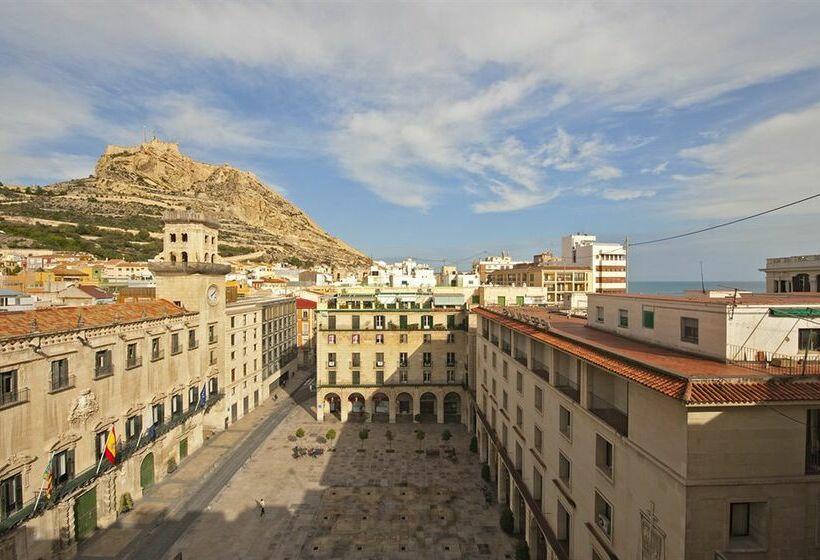 Hotel Eurostars Mediterranea Plaza Alicante