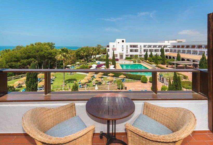 Terrasse Hotel Fuerte Conil-Costa Luz  Conil de la Frontera