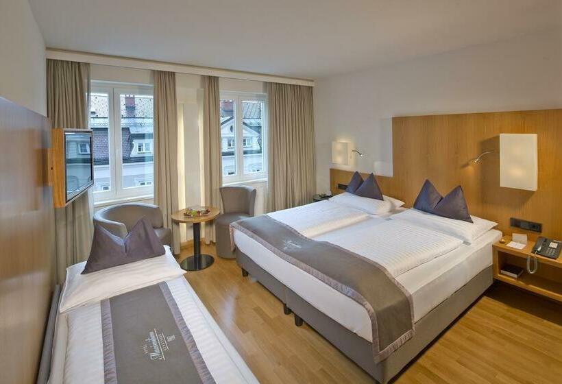 Room Hotel Maximilian Innsbruck