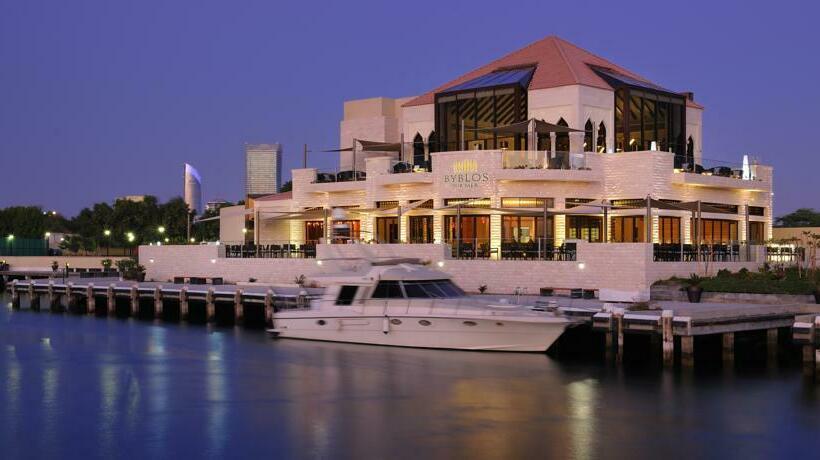 Verschillende Hotel Intercontinental Abu Dhabi