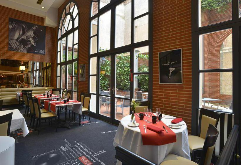 Restaurant Crowne Plaza Hotel Toulouse