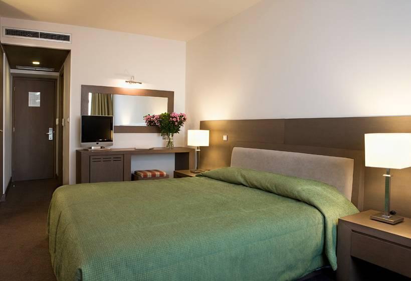 Chambre Hôtel Amalia Athènes