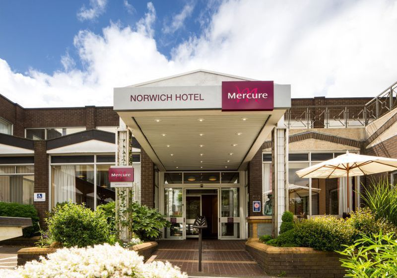 Hotel Mercure Norwich Norwich The Best Offers With Destinia