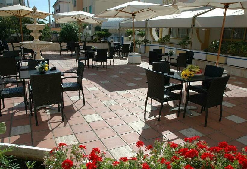 Extérieur Grand Hotel dei Cesari Anzio