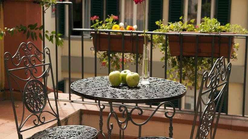 Quarto Hotel Rivoli Florença