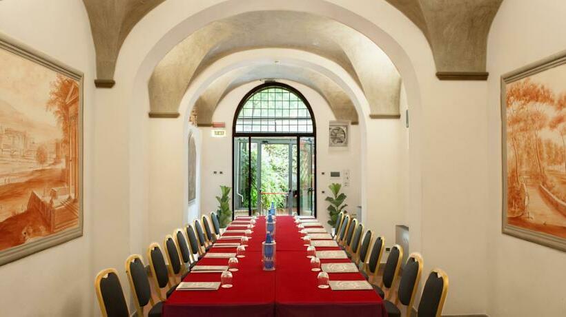 Salas de reuniões Hotel Rivoli Florença