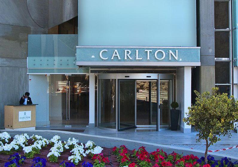 ホテル The Carlton Tel Aviv テルアビブ