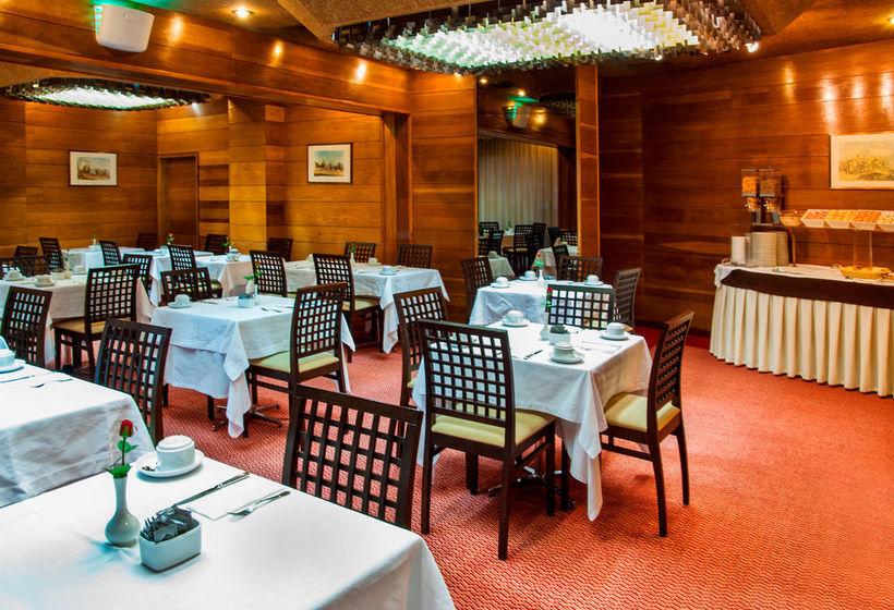 레스토랑 Best Western Hotel Inca 포르투