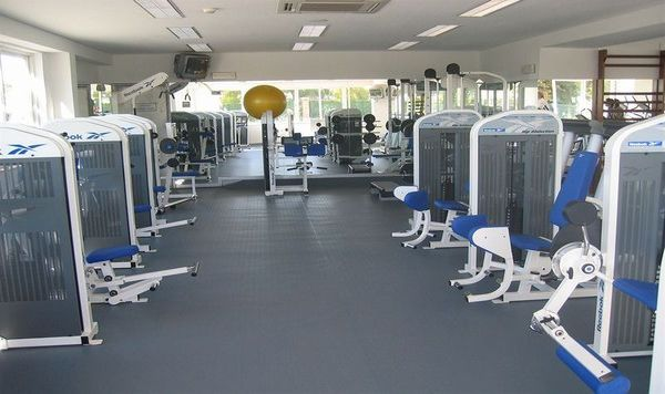 Sport center Hotel Montechoro Albufeira