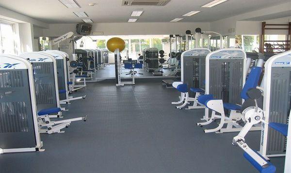 Sporteinrichtungen Hotel Montechoro Albufeira