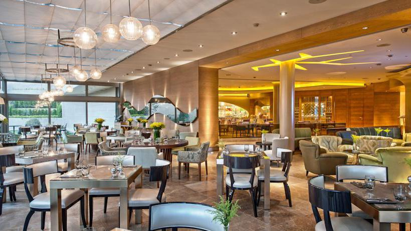 Hotel intercontinental istanbul in istanbul ab 44 for Hotel dekor istanbul