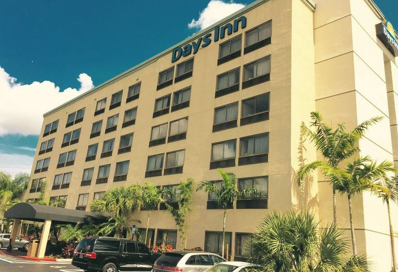Hotel Days Inn Fort Lauderdale Hollywood Airport South