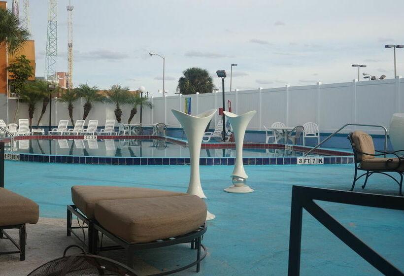 Hotel Howard Johnson Inn Orlando International Drive