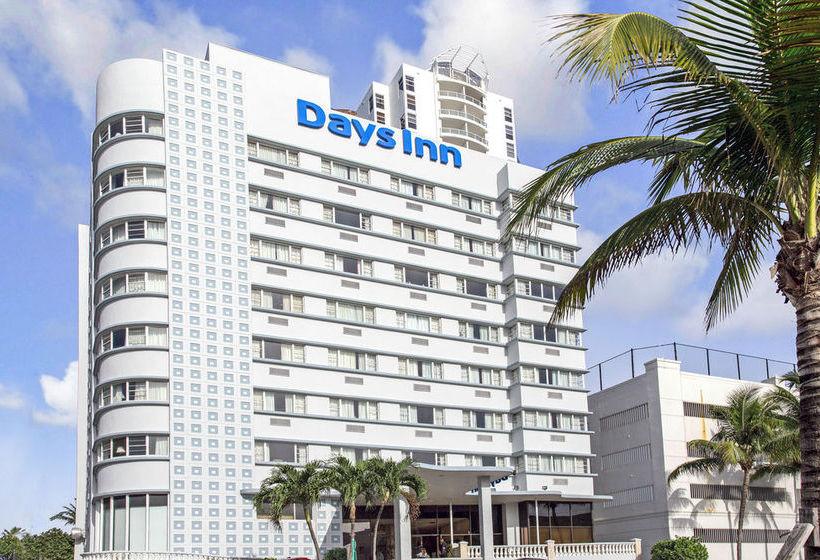 Hotel Days Inn Oceanside Miami Beach