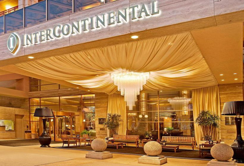 بیرونی هتل InterContinental Los Angeles Century City لس آنجلس