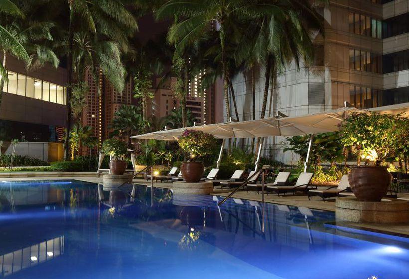 Schwimmbad Hotel InterContinental Kuala Lumpur