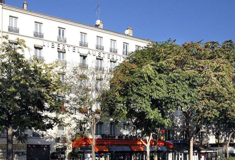 Hotel Libertel Austerlitz Jardin Des Plantes In Paris