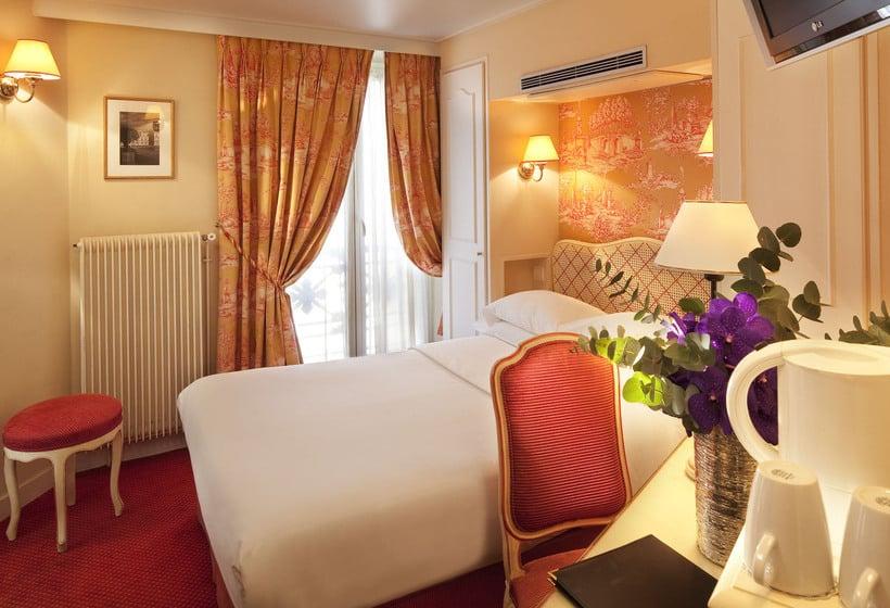 Hotel belloy saint germain em par s desde 59 destinia for Hotel saint germain paris