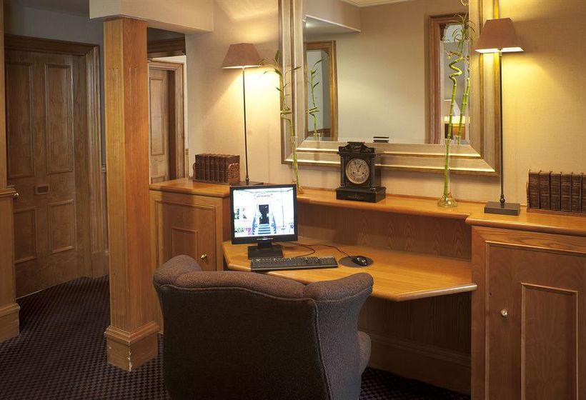 Hotel Channings Edinburgh