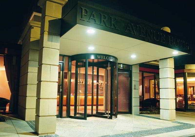 Park Avenue Hotel Belfast Restaurant Menu