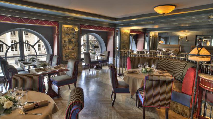 Restaurant Grand Hotel Bordeaux & Spa
