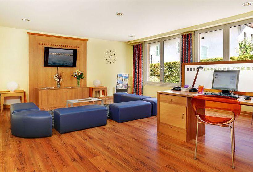 h tel citadines gen ve ferney voltaire ferney voltaire les meilleures offres avec destinia. Black Bedroom Furniture Sets. Home Design Ideas